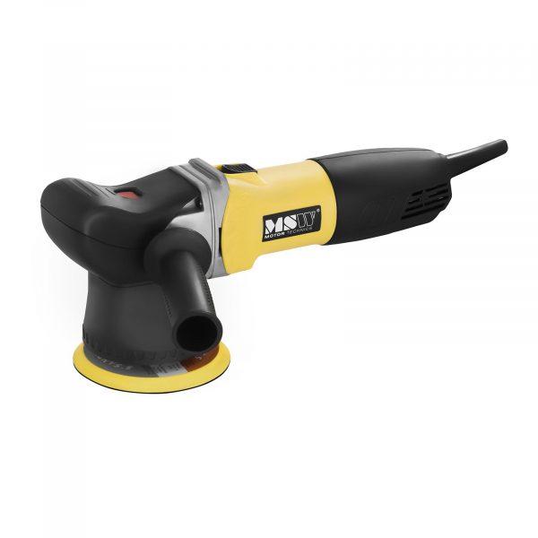 Leštička a brúska - 800 wattov - 6 rýchlostných stupňov | MSW-PSM 800 a skladá z odolného plastu a preto je veľmi robustný.