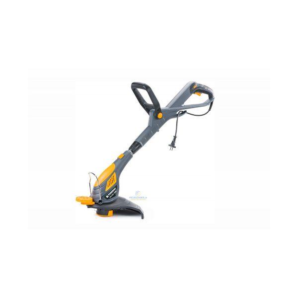 Elektrický krovinorez 1400W | PM-PKE-1400S, na kosenie trávnikov popri obrubníkoch, chodníkoch, palisadách. Nízka hmotnosť, jednoduché zákena struny kosenia