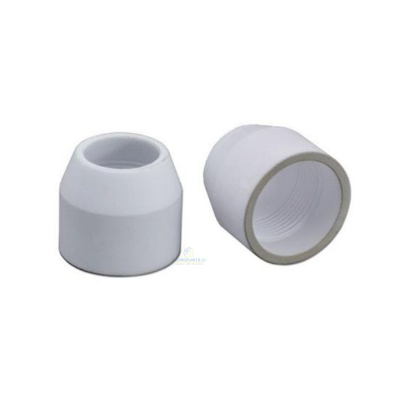 Keramická hubica k plazmovému horáku | P-80 Príslušenstvo je univerzálne a hodí sa pre nasledujúce modelyplazmových rezačieks plazmovým horákom P – 80.
