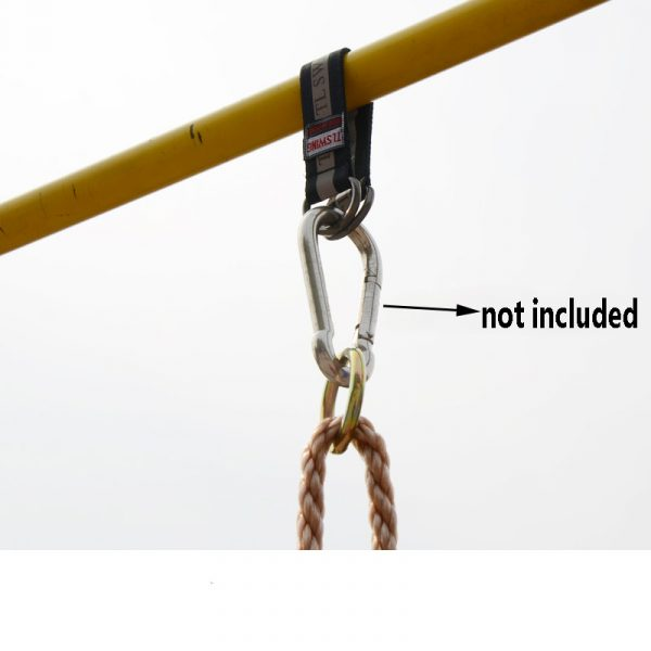 Pás na upevnenie hojdacích sietí | 45cm