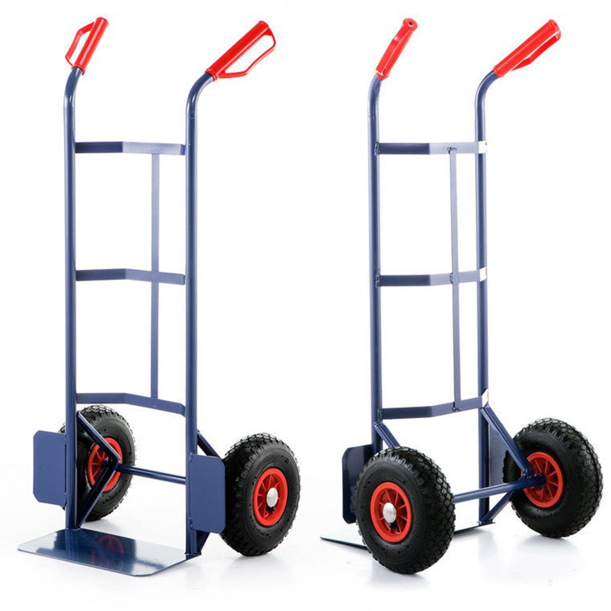 Rudla - manipulačný transportný vozík   200kg